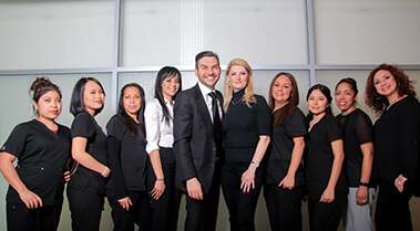 Implant perio center team