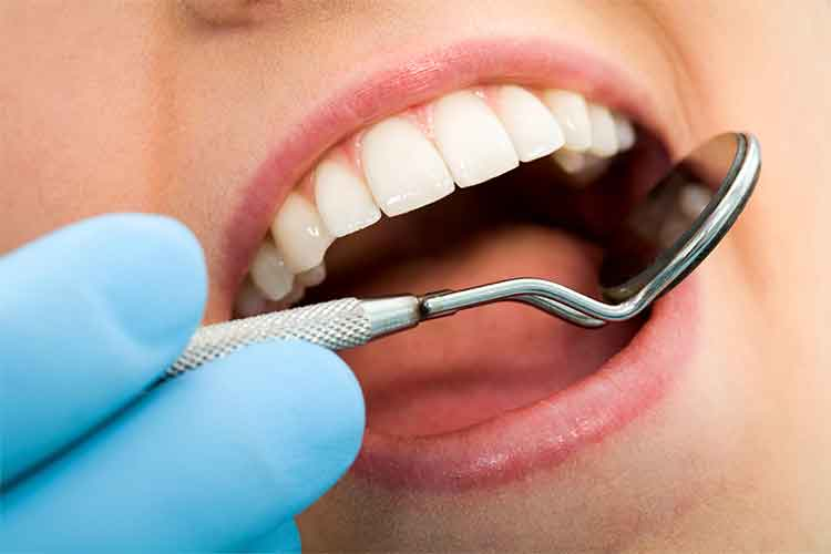 West Hollywood periodontal patient exam